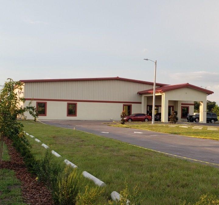 New Church Home 11116 Rhodine Rd Riverview FL.33579