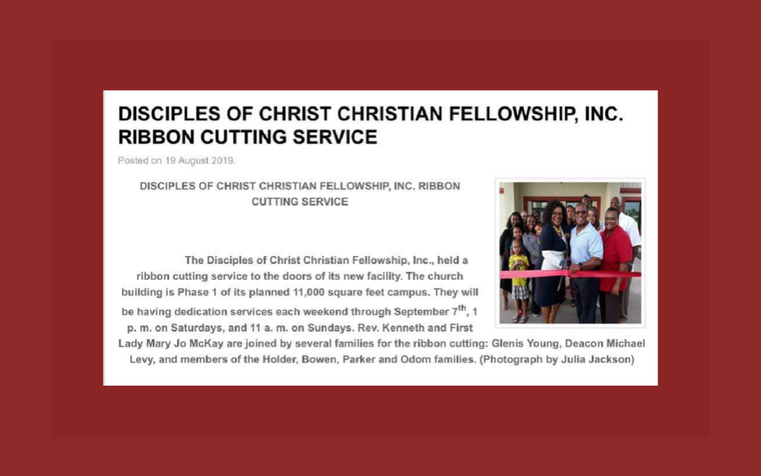 CHURCH AD FROM FL SENTINEL